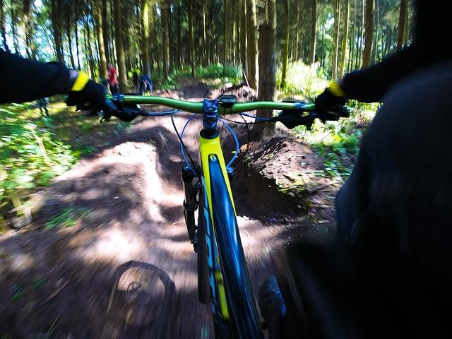 GoPro na kole