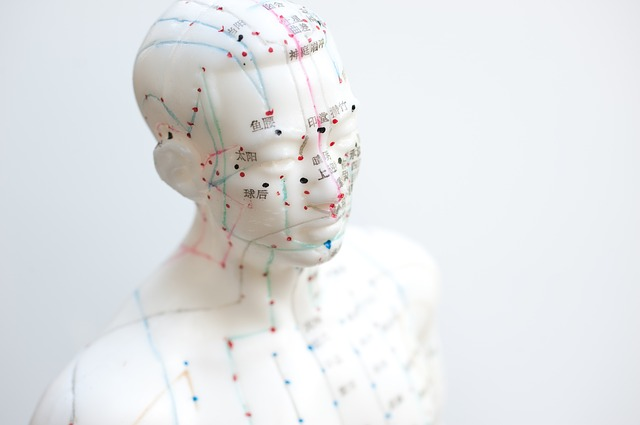 Akupunkturní body