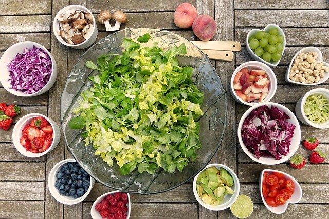 vitaminy v zelenině