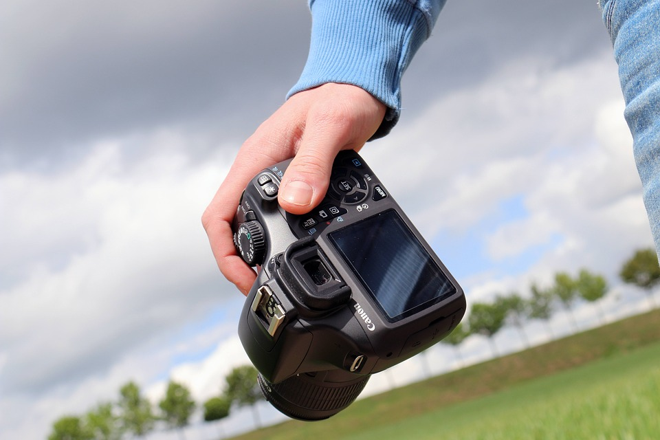 zrcadlovka Canon